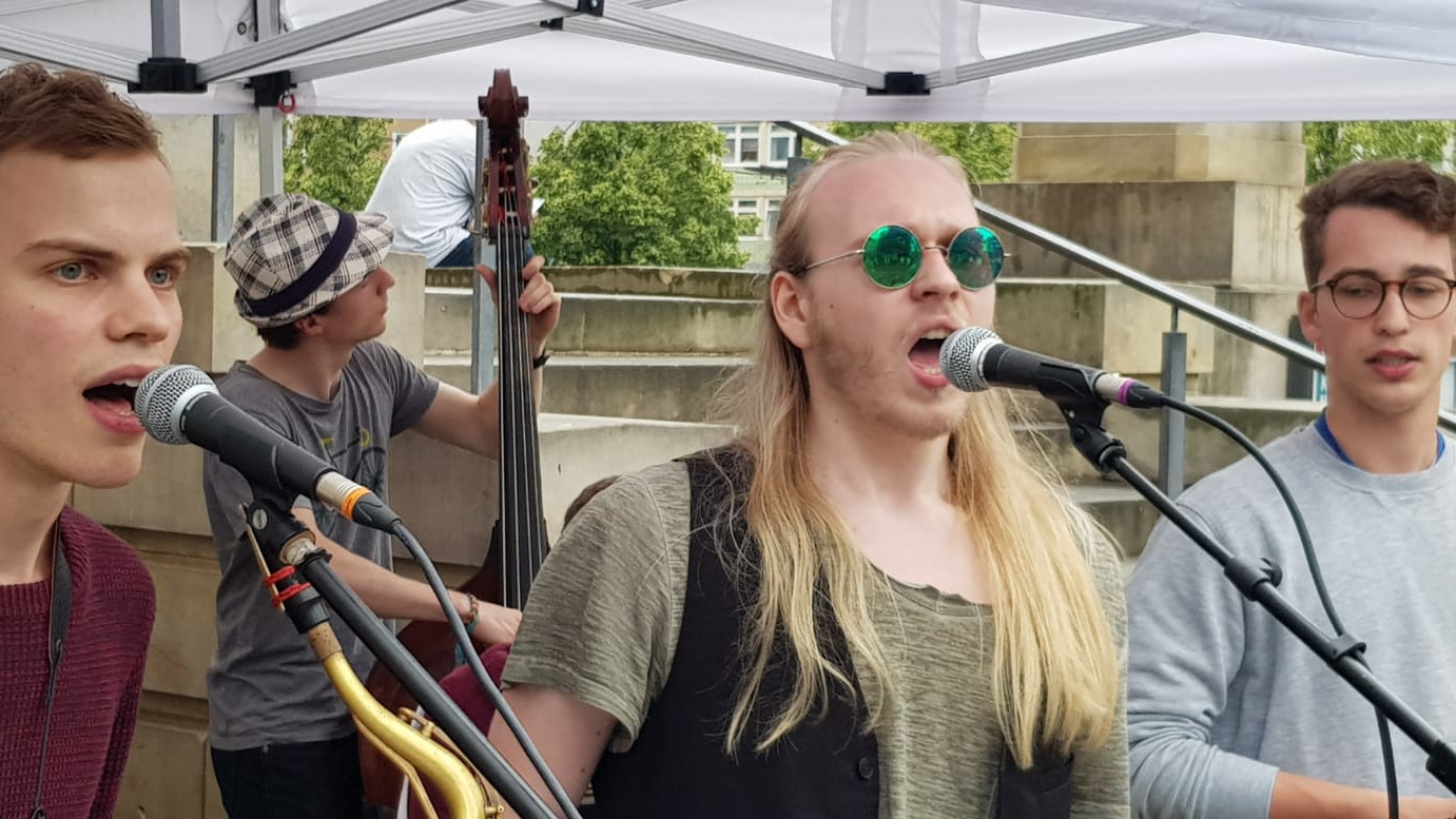 Buskers 2019